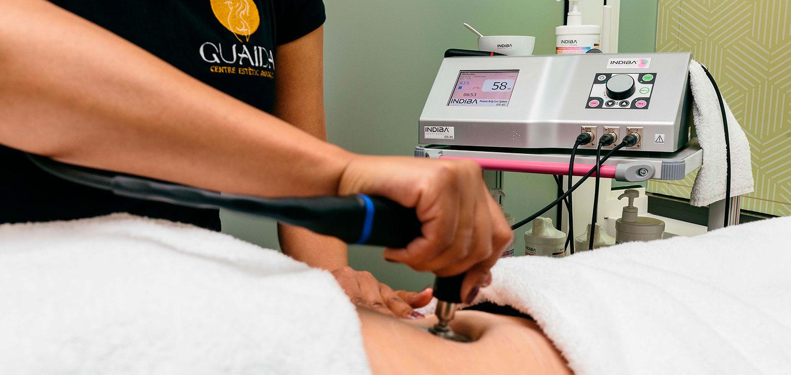 tractaments corporals indiba
