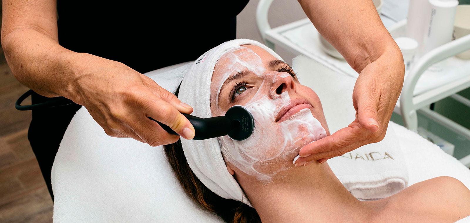tractaments facials indiba