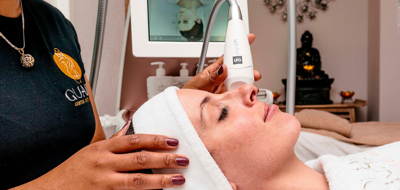 tractaments facials lpg